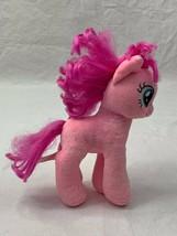 """TY Beanie Baby My Little Pony Pinkie Pie 2014 Plush Stuffed Animal 7"""" - $7.85"""