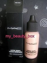 MAC Lustre Drops - Pink Rebel 18ml - $37.57