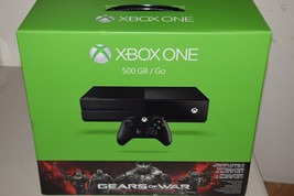 Microsoft Xbox One 500GB Console Gears of War: Ultimate Edition Bundle G... - $375.99