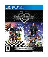 Kingdom Hearts HD 1.5 + 2.5 ReMIX - PlayStation 4 [video game] - $19.79