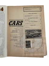 Vtg Jan-Dec 1981 Lot Bound Hot Rod Magazine High Performance Cars 1969 Binder image 4