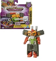 New Hasbro Transformers Bumblebee Cyberverse Adventures Bludgen Action F... - $16.99