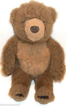 Little Bear by Gund 2 Tone Brown Suede Claws 12 inch Stuffed Animal Plus... - $19.79