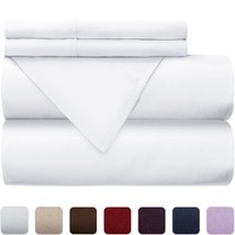 Hotel Collection 500 Thread Count 100% Cotton Percale Sheets Set - 10 Co... - $23.74+
