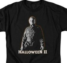 Halloween II t-shirt Michael Myers retro 80's classic horror graphic tee UNI392 image 2