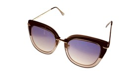 Kenneth Cole Reaction Mens Soft Square Crystal Grey Plastic Sunglass KC1364  20Z - $17.99