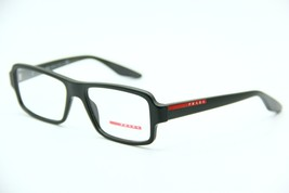New Prada Sport Vps 01G UB6-1O1 Green Eyeglasses Authentic Rx VPS01G 53-16 - $63.54