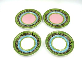 Versace by Rosenthal Russian Dream Bread Plates and Appetizer Plates - $297.00