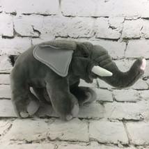 Wild Republic Elephant Plush Gray Wildlife Stuffed Animal Soft Nature Toy  - $14.84