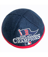 Boston Red Sox MLB kippah skullcap yalmuke 2013 World Series Champions - $12.56