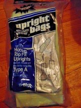 15 Bags Hoover Top Fill Upright Type A Vacuum Bags Sears Roebuck-20 45051 - $15.00