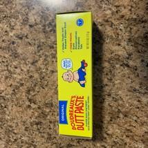 Original Boudreaux's Butt Paste Diaper Rash Ointment Zinc Oxide 4 oz Exp... - $6.79
