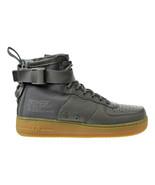 Nike SF Air Force 1 Mid Womens Fashion Sneakers Dark Stucco- Dark Stucco - $149.95