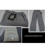 Chef Knife & Steel Work Pants SZ 32/34 Industry Related Protection Unisex - $14.99