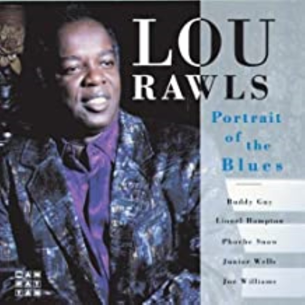 Portrait of the Blues by Lou Rawls Cd