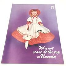 1973 Uneeda Co Doll Catalog Wishniks Trolls Weepsy Dana Ventriloquist Dummy BK17 - $49.95