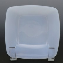 "Fire-King Azurite Charm 5"" Square Desert Bowl"