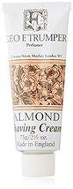 Geo F. Trumper Almond Soft Shaving Cream 75 g cream image 2