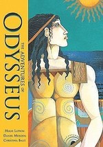 Barefoot Books The Adventures of Odysseus by Hugh Lupton & Daniel Morden PB - $8.49