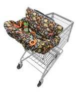 Infantino Compact 2-in-1 Shopping Cart Cover (Neutral) - $27.82