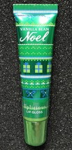 Bath Body Works Liplicious VANILLA BEAN NOEL Lip Gloss Sealed READ - $9.00