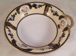 Noritake M, One Handle Bowl, Yellow/Black/Gold - $19.79