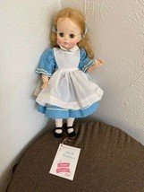 Vintage Madame Alexander Alice in Wonderland # 1552 Box - $9.99