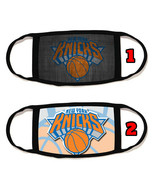 New York Knicks NY Face Mask with black string reusable washable #2 - $14.54+