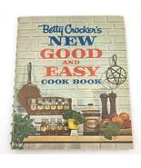 Vintage 1962 Betty Crocker New Good and Easy Cookbook 1st Ed 1st Printin... - $22.95