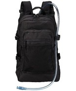 Black 2.5 Liter H2O Venturer Hydration Day Pack Water Backpack - $74.99