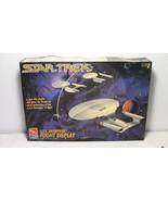 Star Trek U.S.S. Enterprise Flight Display Model Kit - AMT ERTL 1995 - $19.34