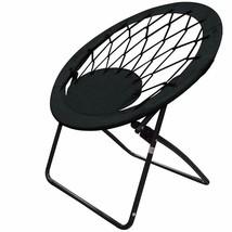 Impact Canopy Bungee Chair Portable Folding Chair Web Black - $72.30