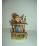 Hummel Signs of Spring HUM 203 Girl Figurine - $38.99