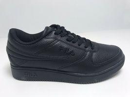 Men's Fila Black A-LOW Fashion Sneakers  - $69.00