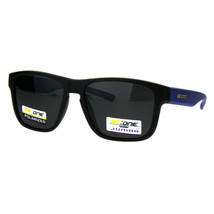 Kids Size Boys Polarized Rectangular Keyhole Sport Plastic Sunglasses - $9.95