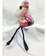 "Katherine's Collection Flamingo ledge sitter pink 15"" x 3"" last one 05-1... - $79.99"