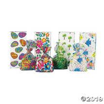 Tropical Cellophane Bags - $6.49