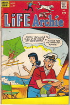 Life With Archie Comic Book #77, Archie 1968 VERY GOOD - $10.69