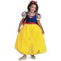 Disney Storybook Princess Snow White Prestige Dress Costume, Disguise, P... - $54.87