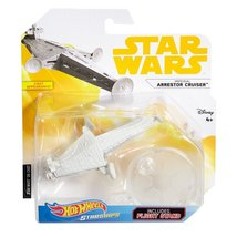 Star Wars Hot Wheels Starships - Imperial Arrestor Cruiser - $10.99
