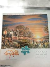 Terry Redlin Migration Days 1000 Piece Jigsaw Puzzle Buffalo 91580 - $14.50
