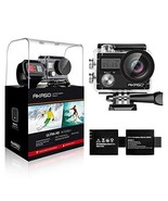 AKASO Brave 4 4K 20MP WiFi Action Camera Ultra HD with EIS 30m Underwate... - $80.01
