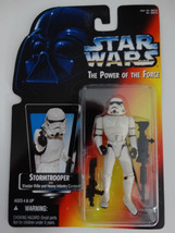 1995 Star Wars POTF Stormtrooper Blaster Rifle Infantry Cannon Action Figure - $15.00