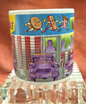 "Standing Ovations Vintage Coffee Mug 1988 ""Snack Time at the Drive In"" Cup NOS image 4"