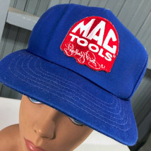Mac Tools Vintage Snapback Baseball Cap Hat - $21.02