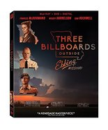 Three Billboards Outside Ebbing, Missouri [Blu-ray+DVD, 2018] - $8.96