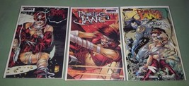 Painkiller Jane #1 (2 Covers) & Vs. Darkness #1 - $9.00
