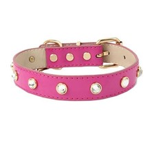 NWOT Betsey Johnson Gold-Tone Pink Dog Collar or Wrist Wrap Bracelet - $19.75