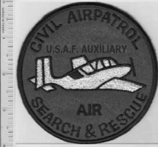 US Civil Air Patrol CAP Air Search & Rescue SAR US Air Force Auxiliary  ... - $9.99