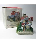 1998 Liberty Falls Americana Collection Home of Seamstress IDA PENNEY-No... - $6.99